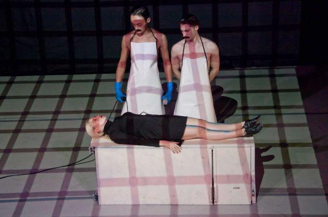 «Вий» в Новокузнецкой драме в новом сезоне превратился в постмодернистский хоррор.