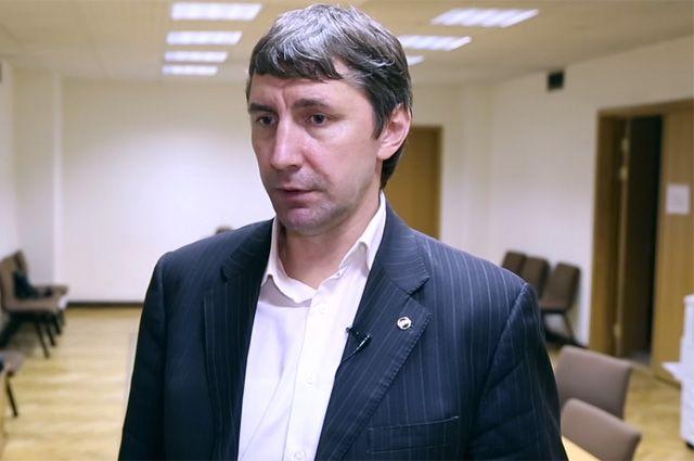 Виктор Панин.
