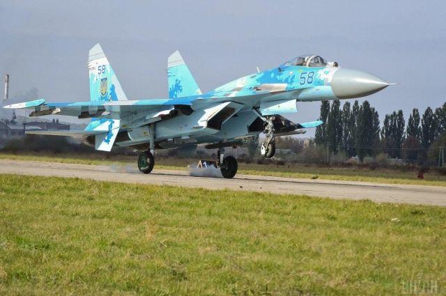 ВСУ подтвердили гибель военнослужащего из США во время катастрофы Су-27