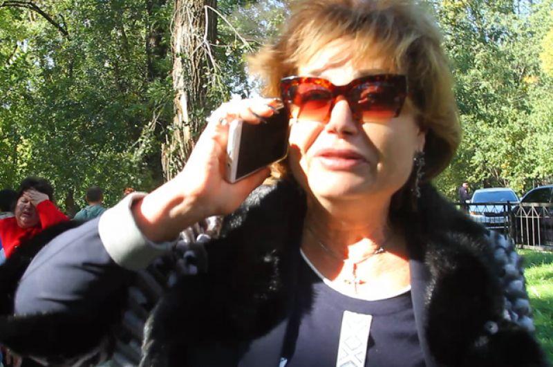 Директор Керченского политехнического колледжа Ольга Гребенникова.