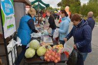 Тюменцы продали на северных ярмарках более 12 тонн своей продукции