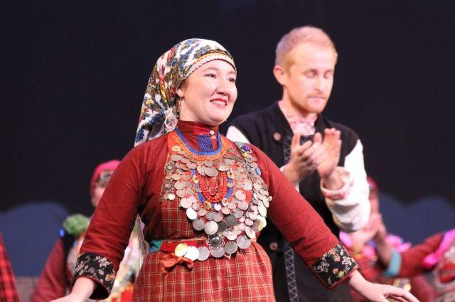 Марина Иванова стремится сохранить вековую мудрость предков.