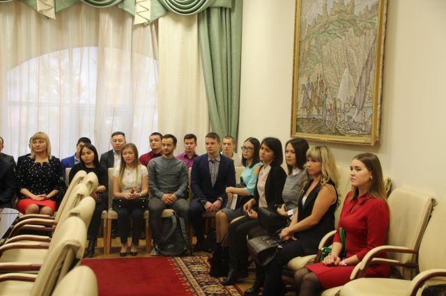 В Салехарде состоялось первое заседание обновленного Молодежного совета