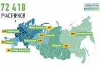Тюменцы принимают активное участие в проекте «Лидеры России»