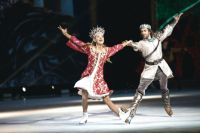 Петр Чернышев - новый партнер на льду Татьяны Навки.