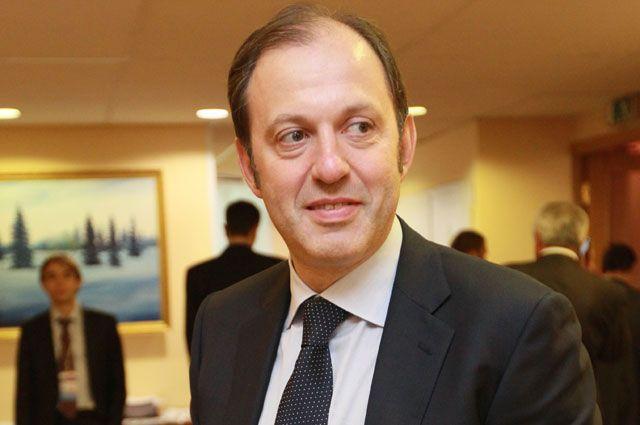 Олег Митволь.