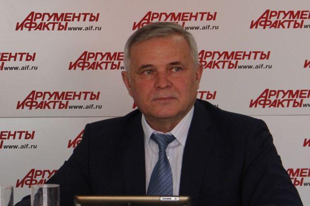 Сергей Костылов.