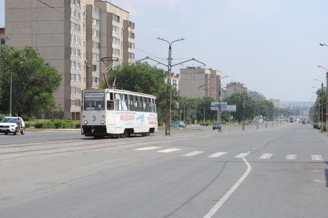 В числе первоочередных платежей - погашение задолженности трамвайного управления Новотроицка за электроэнергию.