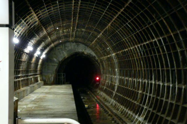 Пока подземку будут тянуть дальше по центру города.