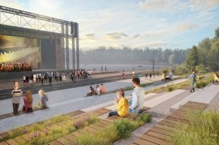 Проекта парка