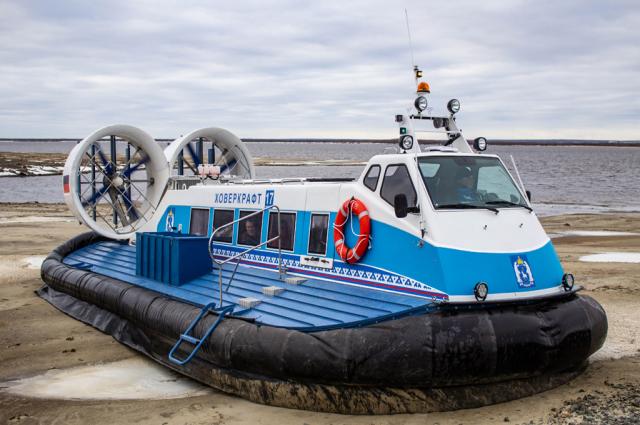На Ямале завершились ходовые испытания судов «Нептун-23»