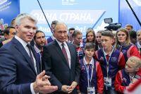 Если бы хорошие условия для тренировок этим детям были так же доступны, как президент страны на спортивном форуме...