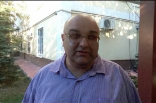 Евгений Рева отозвал апелляцию на решение суда о содержании в СИЗО.