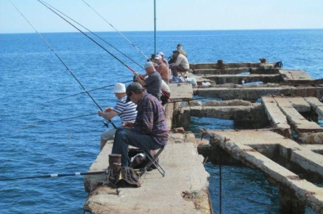Честным рыбакам наказание не грозит.