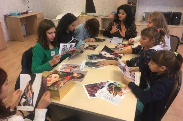 Для тюменцев в центре «Борки» стартовал цикл мастер-классов по визажу