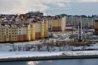 На Ямале построили 66,3 тысячи квадратных метров жилья
