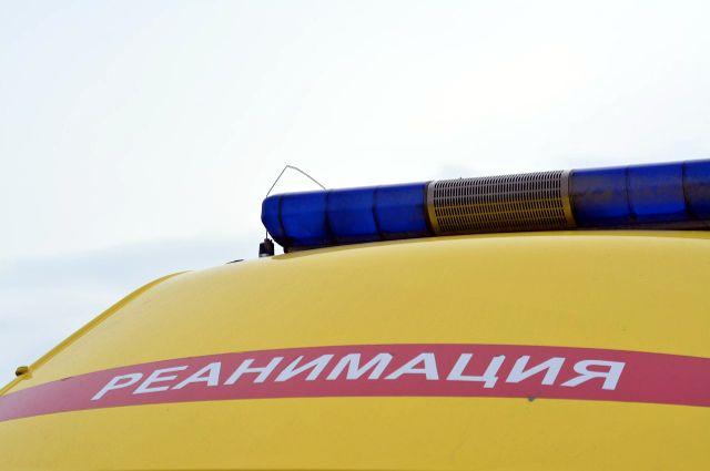 На трассе Голышманово - Бердюжье улетел в кювет пассажирский автобус