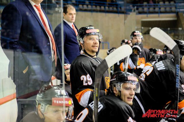 21 октября пермские хоккеисты в Красноярске встретятся с «Соколом».