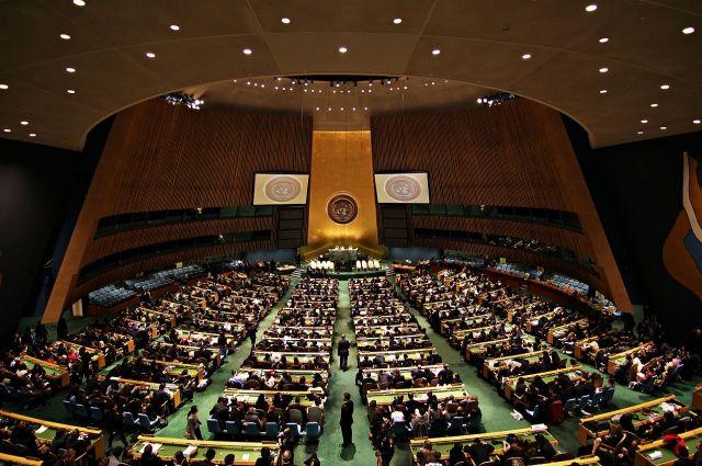 Украина рассказала в ООН об «информационной зачистке» на Донбассе