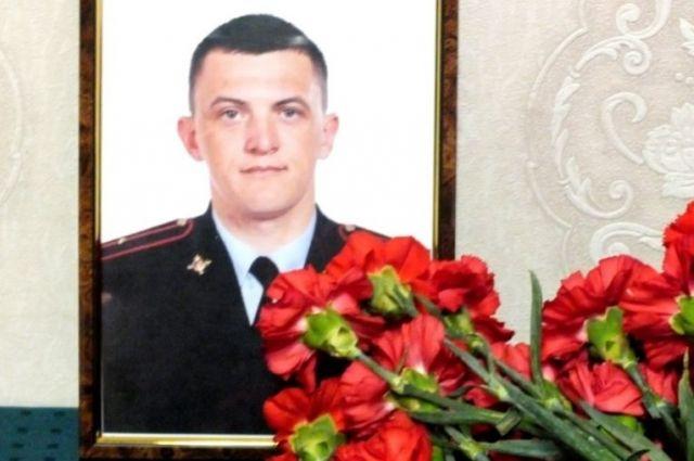 Школе №11 областного центра присвоят имя Евгения Никулина, полицейского, погибшего при исполнении служебного долга