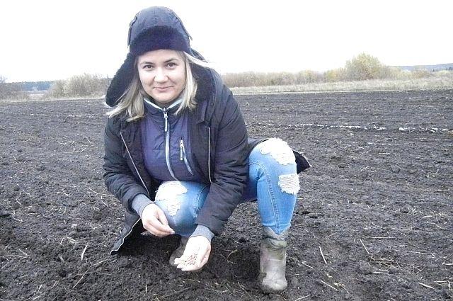 От бабушки Оле достался земельный пай в три гектара.