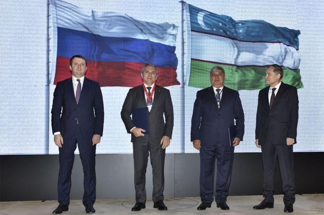 Александр Моор подписал соглашение о сотрудничестве с Ташкентской областью