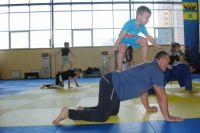 Центр дзюдо в Оренбурге приглашает на семейные тренировки всех желающих.