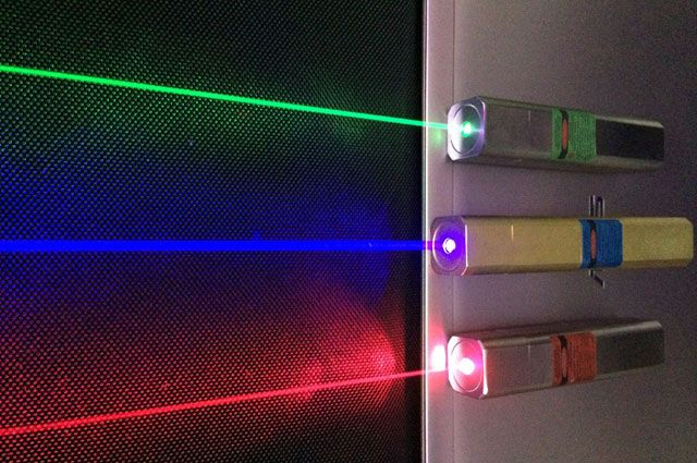 Для тюменцев организуют лазертаг в темноте