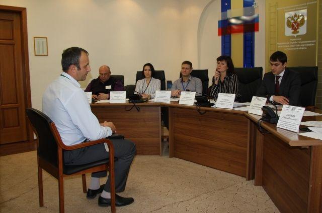 В Тюмени состоялся конкурс на лучшего специалиста госземнадзора