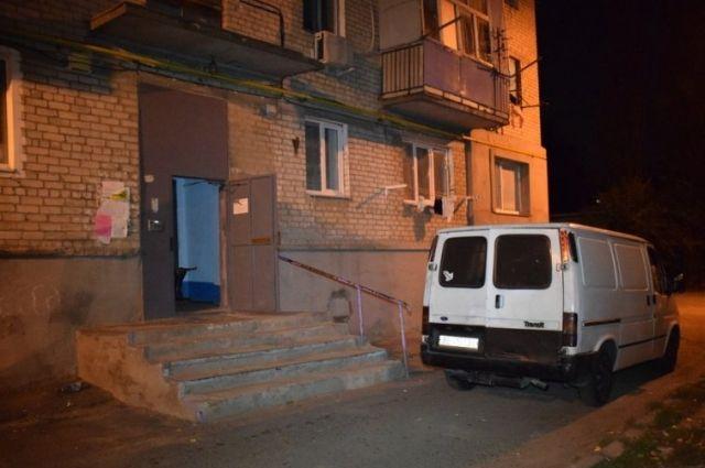 В Николаеве трое гостей во время застолья убили хозяина квартиры