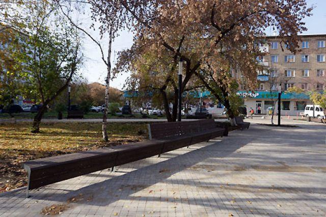 Сергей Еремин  дал оценку содержанию территории Красноярска.
