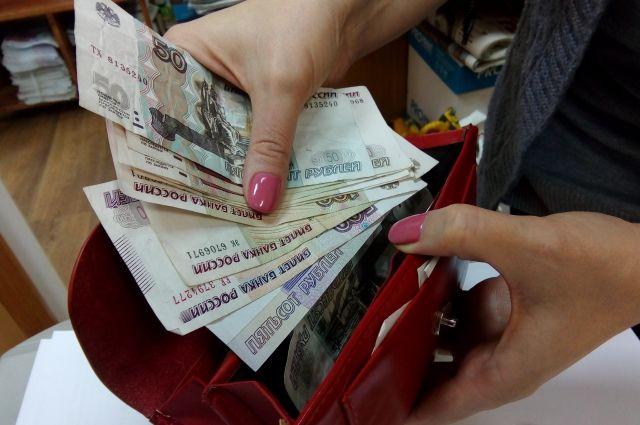 В Калининграде многодетная мать задолжала своим детям более 300 тысяч.
