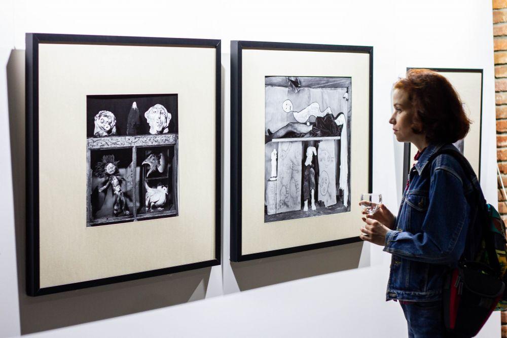 Арт-центр «Бронзовая лошадь». Выставки Фрэнка Родика (Канада) и Роджера Баллена (ЮАР). По всему миру люди делают более триллиона фотографий в год. Теперь каждый – фотограф. Подразумевает ли это эволюцию фотографии как вида искусства? Как фотохудожникам реагировать на эту глобальную трансформацию? Фотохудожники Фрэнк Родик и Рорджер Баллен предлагают свои ответы на эти вопросы.