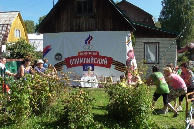 Дачные соревнования Василия Бурахина.