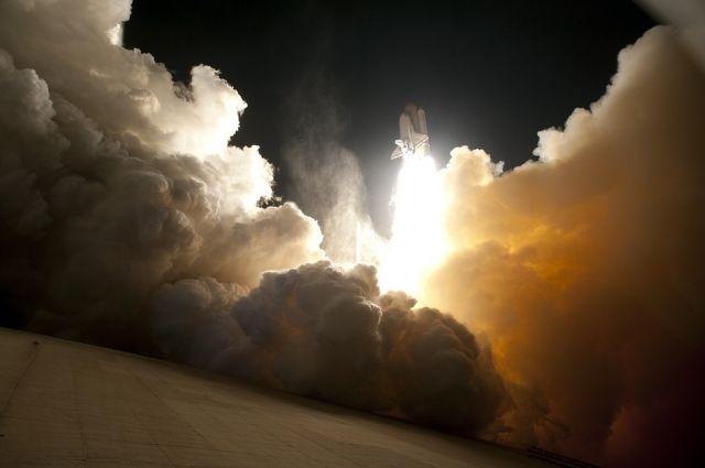 Жителей Ямальского района предупредили о возможном падении частей ракеты