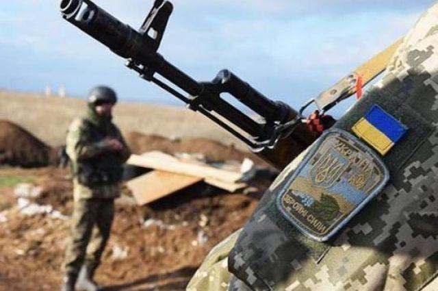 На Донбассе во время обстрела ранили местного жителя