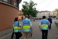Украина готова пойти на условие России по «голубым каскам» на Донбассе