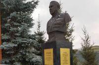 Бюст Ивану Пстыго был открыт в декабре 2017 года в селе Валентиновка Архангельского района Башкирии.