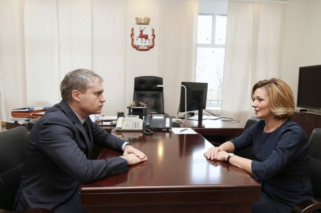 Владимир Панов и Елена Платонова