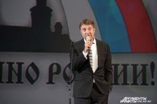 Ярмольника и Алферову внесли в список лиц, угрожающих безопасности Украины
