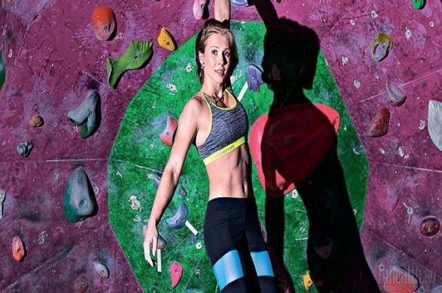 Тюменская скалолазка Юлия Каплина завоевала бронзу на этапе Кубка мира