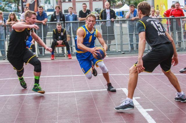 Игры ШБЛ заняли свое место в списке городских спортивных праздников.