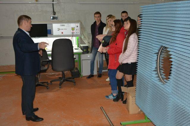 В ЦСМ Росстандарта по Оренбургской области проходят дни открытых дверей для школьников и студентов.
