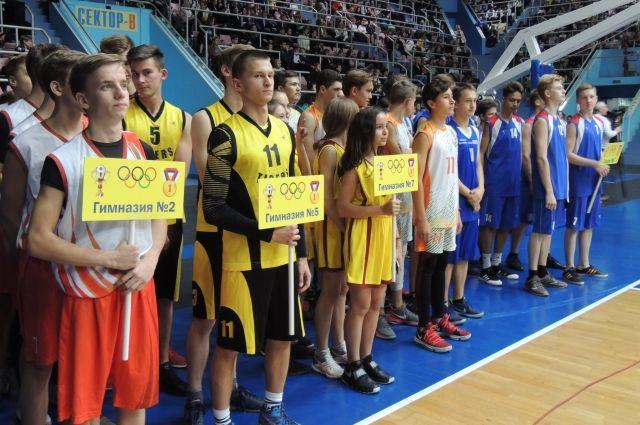 Турнир Школьной баскетбольной лиги – одно из самых ожидаемых событий для баскетбольных команд Оренбурга.