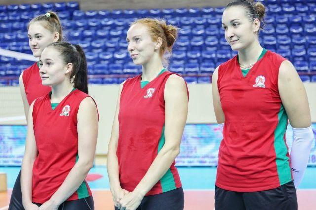 Калининград примет финал Кубка России по волейболу среди женских команд.