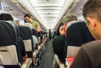 На борту рейса Сочи-Пермь мужчине стало плохо, его спасла пассажирка-стоматолог.