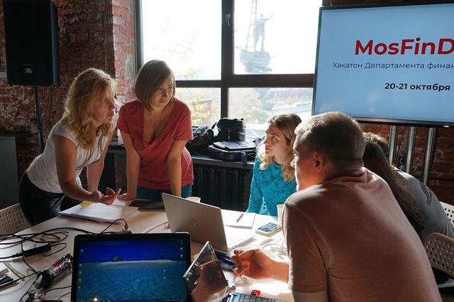 Обсуждение проектов с менторами.