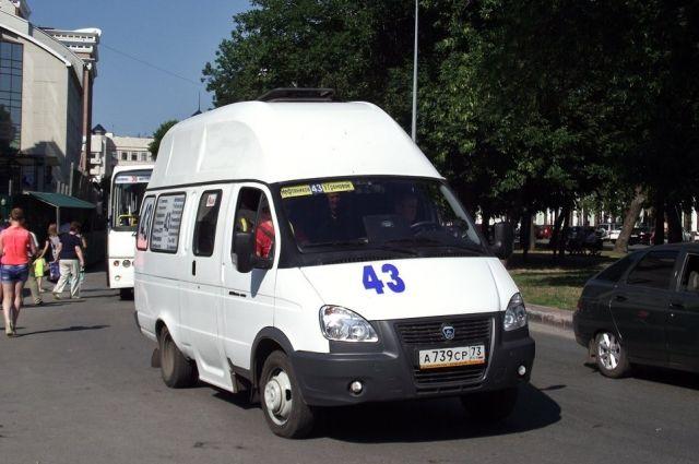 В Тюмени изменится схема движения маршрута №43