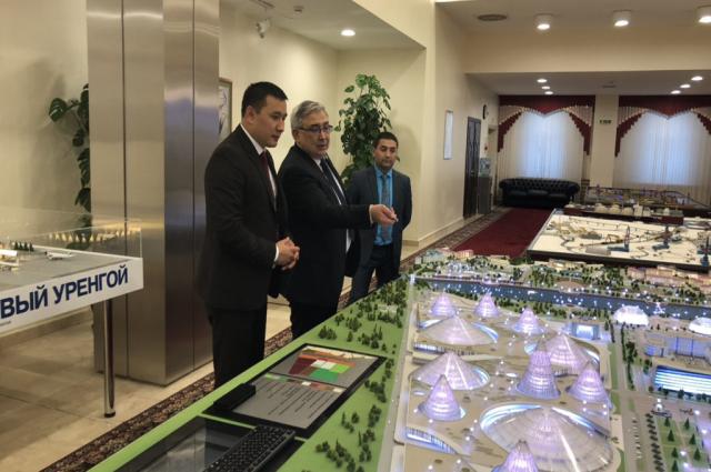На Ямале гостит генеральный консул Кыргызской Республики в Екатеринбурге