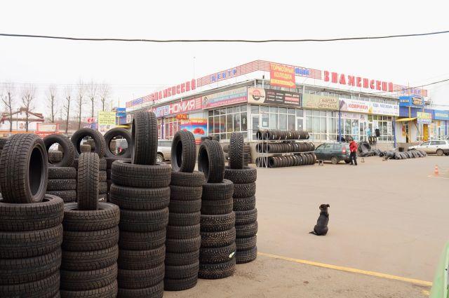 В «Знаменском» собрано все, что нужно для обслуживания современного автомобиля.